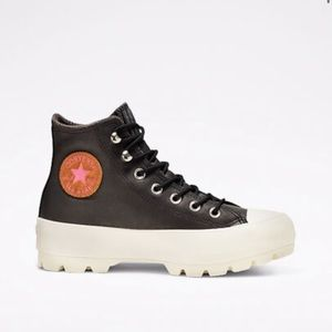 Converse Lugged Waterproof Leather High top